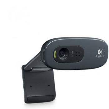 羅技C270 HD網路攝影機(960-000626)