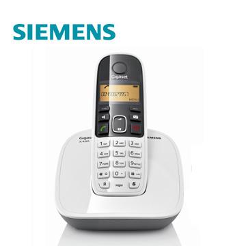 【福利品】 西門子數位節能省電無線電話 A490(A490)