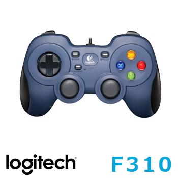 羅技 Logitech F310 遊戲控制器(940-000125)