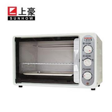 【福利品】上豪30公升旋風大烤箱