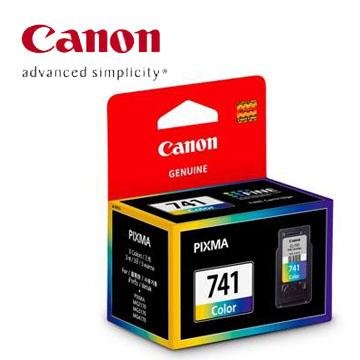 CANON 741 彩色墨水匣