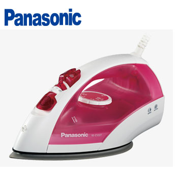 Panasonic 蒸氣電熨斗(NI-E500T(粉紅))