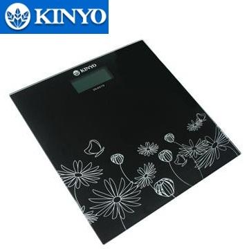 KINYO花漾電子式體重計(DS-6579)