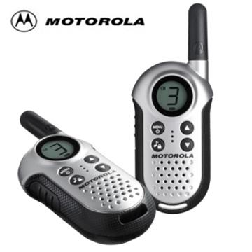 MOTOROLA無線對講機(2支裝)(T4)