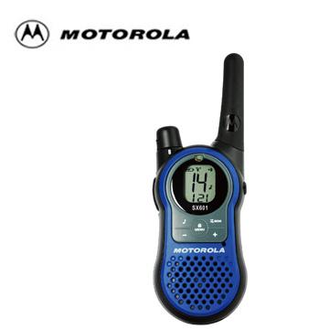 【福利品】 MOTOROLA超長距離無線對講機 SX601(SX601)