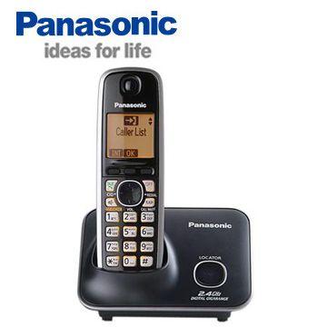 【福利品】Panasonic 2.4GHz數位式無線電話(KX-TG3711)