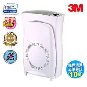 【福利品】3M淨呼吸超濾淨型空氣清淨機(高效版)(10坪以內)