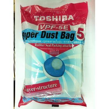 TOSHIBA 吸塵紙袋(VPF-5E)
