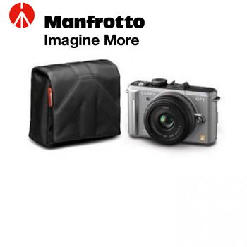 【福利品】 Manfrotto NANO VII相機包-黑(MB SCP-7BB)