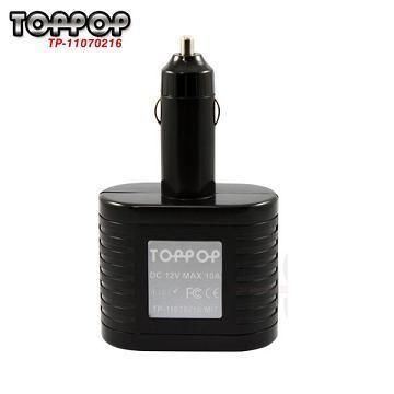 TOPPOP 高效能多功插座 1+2A USB(TP-11070216)