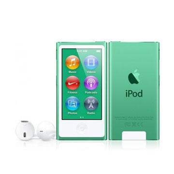 【16G】iPod nano 綠色(7TH)(MD478TA/A)