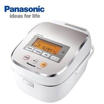 【福利品】Panasonic 6人份IH蒸氣式微電腦電子鍋(SR-SAT102)