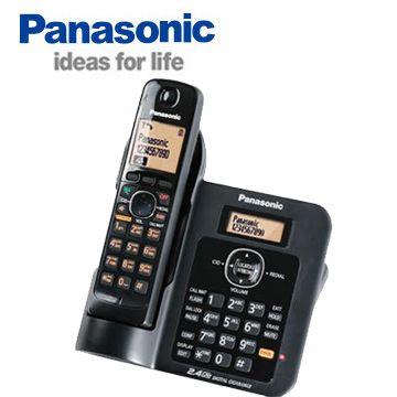 【福利品】Panasonic 2.4GHz超高頻數位式無線電話(KX-TG3811)