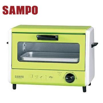 【福利品】聲寶6L電烤箱