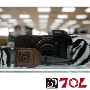 70L COLOR STRAP彩色相機背帶-斑馬紋