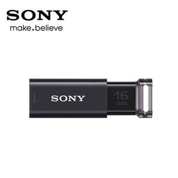 【16G】SONY CLICK(U)3.0 (黑)麥克碟(USM16GU/B)
