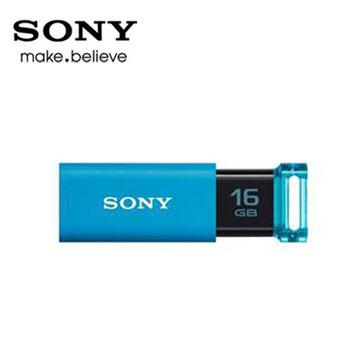 【16G】SONY CLICK(U)3.0 (藍)麥克碟(USM16GU/L)
