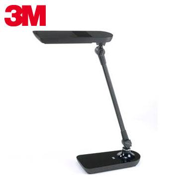 3M 調光式LED檯燈-晶耀黑(LD6000-BK)