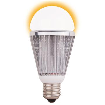FORA 13W LED節能燈泡(黃光) 3入
