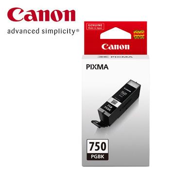 CANON 750 黑色墨水匣