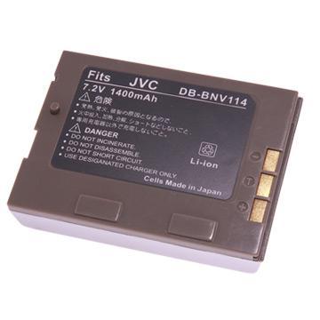 JVC BN-V114副廠鋰電池(BN-V114)