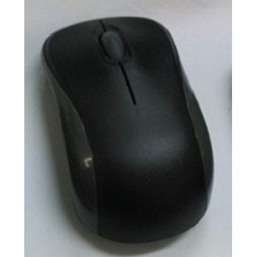 AMICE 2.4G NANO無線新貴光學鼠-黑灰(AMS-1303-WGB)