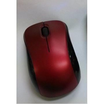 AMICE 2.4G NANO無線新貴光學鼠-紅(AMS-1301-WRB)