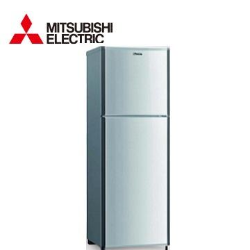 【福利品 】MITSUBISHI 237公升雙門冰箱(MR-FT24E-SL)