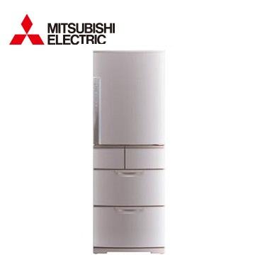 【福利品 】MITSUBISHI 520公升瞬冷凍1級節能五門冰箱(MR-BX52W-N)