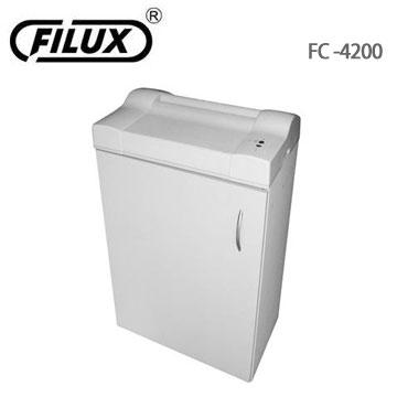 FILUX 12張專業型碎紙機FC-4200(FC -4200)