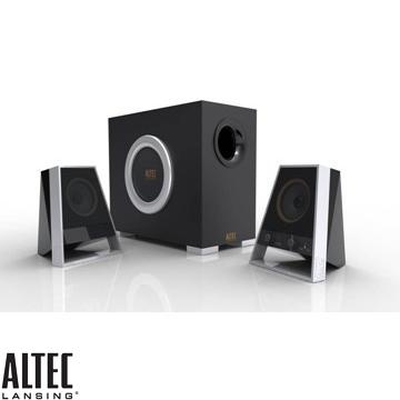 「展示品」ALTEC VS2621 2.1聲道三件式喇叭
