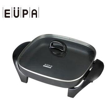 【福利品】EUPA 多功能電炒鍋(TSK-2223BG)