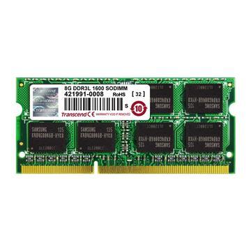 【8G】創見 DDR3L-1600(TS1GSK64W6H)