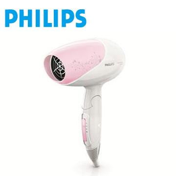 飛利浦花漾輕巧可折疊溫控吹風機(HP8117)