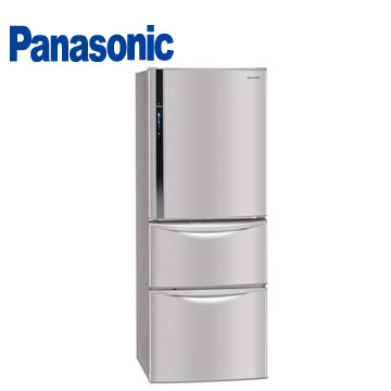 【福利品 】Panasonic 468公升ECO NAVI三門變頻冰箱