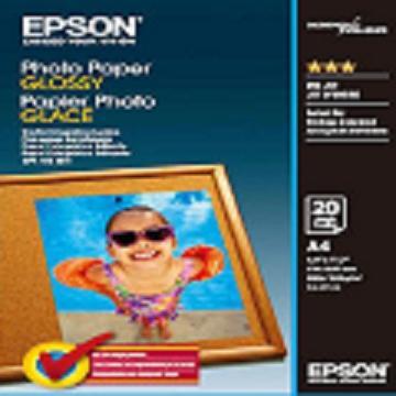 EPSON A4 超值光澤相紙