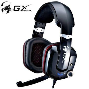 GX Gaming HS-G700V紅爪蠍電競耳機麥克風(HS-G700V紅爪蠍)