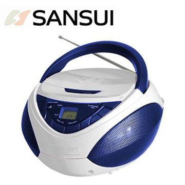 SANSUI MP3手提CD音響  SB-85N(SB-85N)