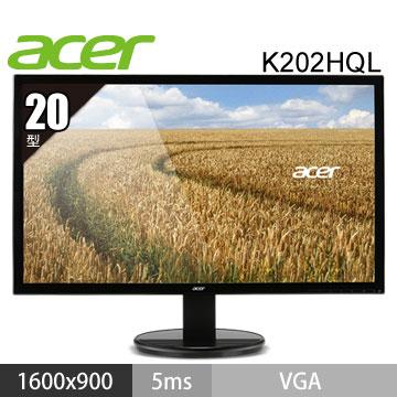 【20型】ACER K202HQL TN(K202HQL)
