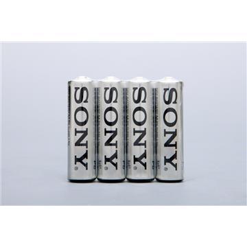 SONY碳鋅3號電池(4入)(AA4)