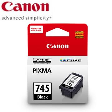 CANON 745 黑色墨水匣