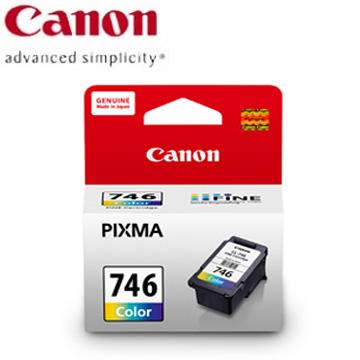 CANON 746 彩色墨水匣