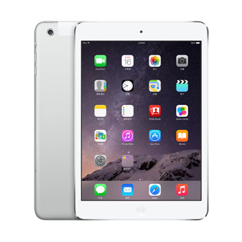 【32G】iPad mini 2 Wi-Fi+Cellular 銀(ME824TA/A)
