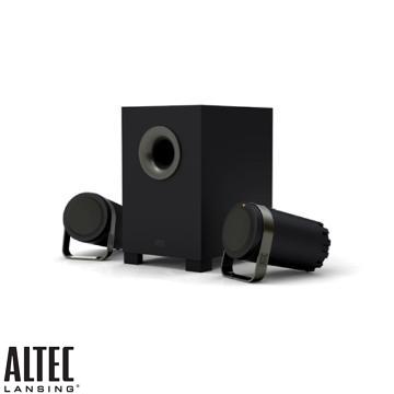 「展示品」ALTEC BXR1221  2.1聲道三件式多媒體喇叭