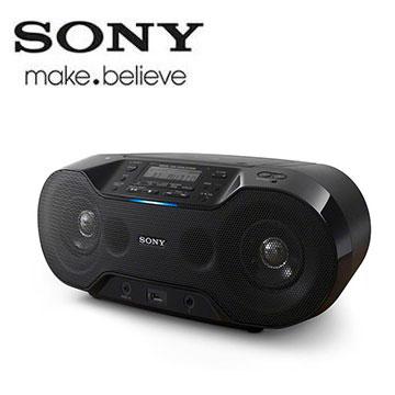 【福利品】 SONY NFC/藍牙手提CD音響 ZS-RS70BT(ZS-RS70BT)