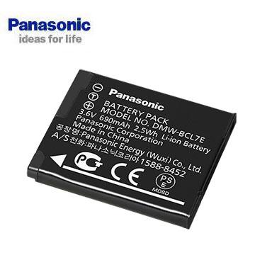 【福利品】 Panasonic DMW-BCL7E原廠電池(DMW-BCL7E)
