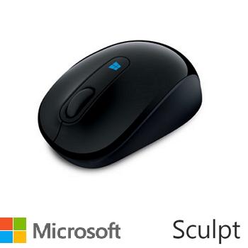 微軟Sculpt行動滑鼠(43U-00010)