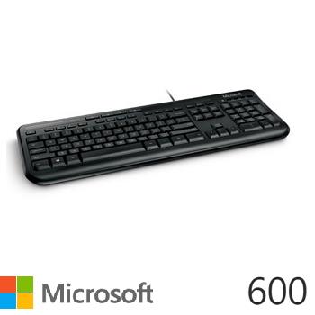 微軟 Microsoft 標準鍵盤 600(ANB-00024)