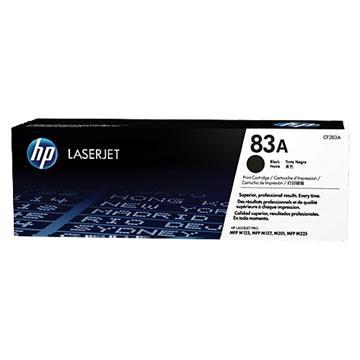 HP 83A 黑色原廠碳粉匣