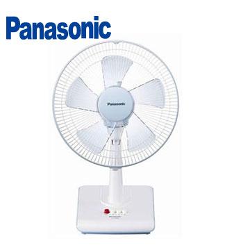 【福利品】 Panasonic 12吋 AC立桌扇(F-D12BMF)